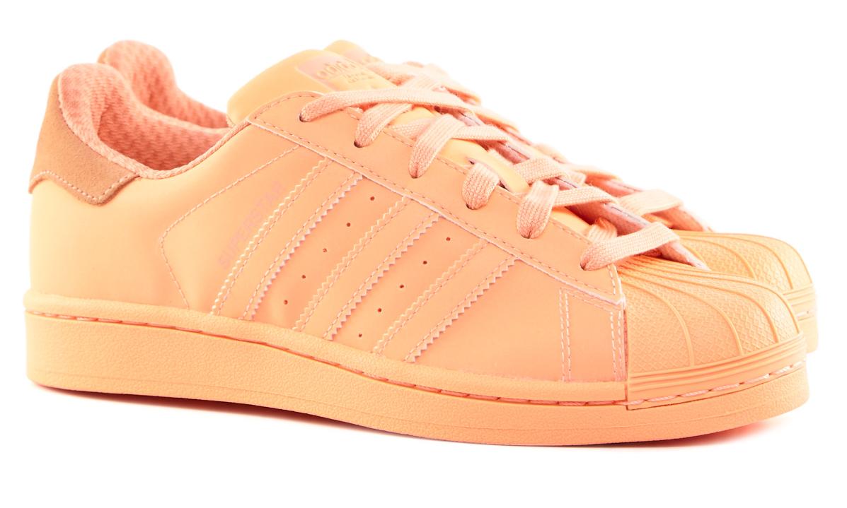 adidas superstar adicolor damen sneakers grau
