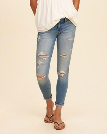 hollister jeans for girls