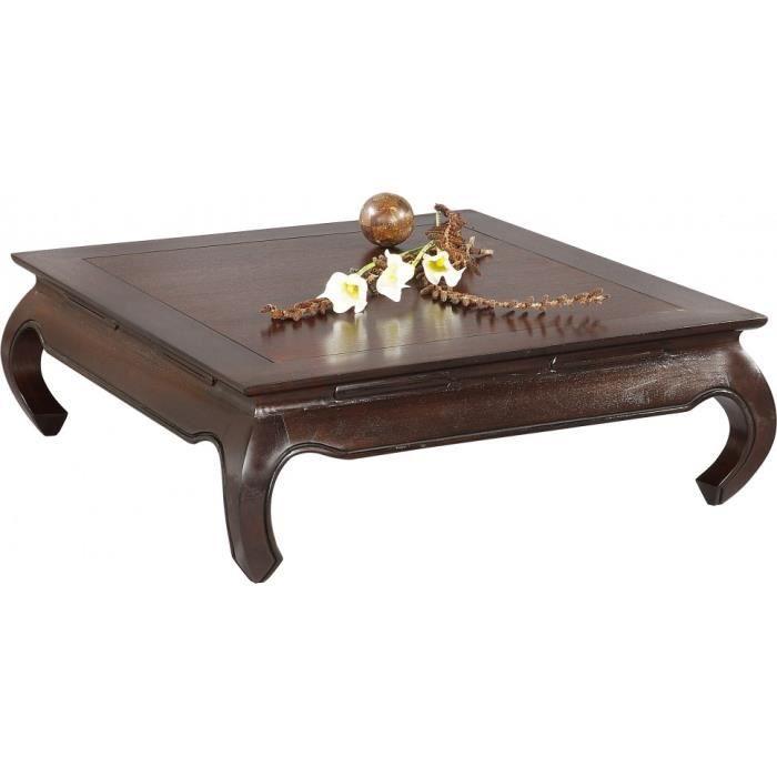 Table Basse Carree Acajou Massif Table Basse Carree Table Basse Table