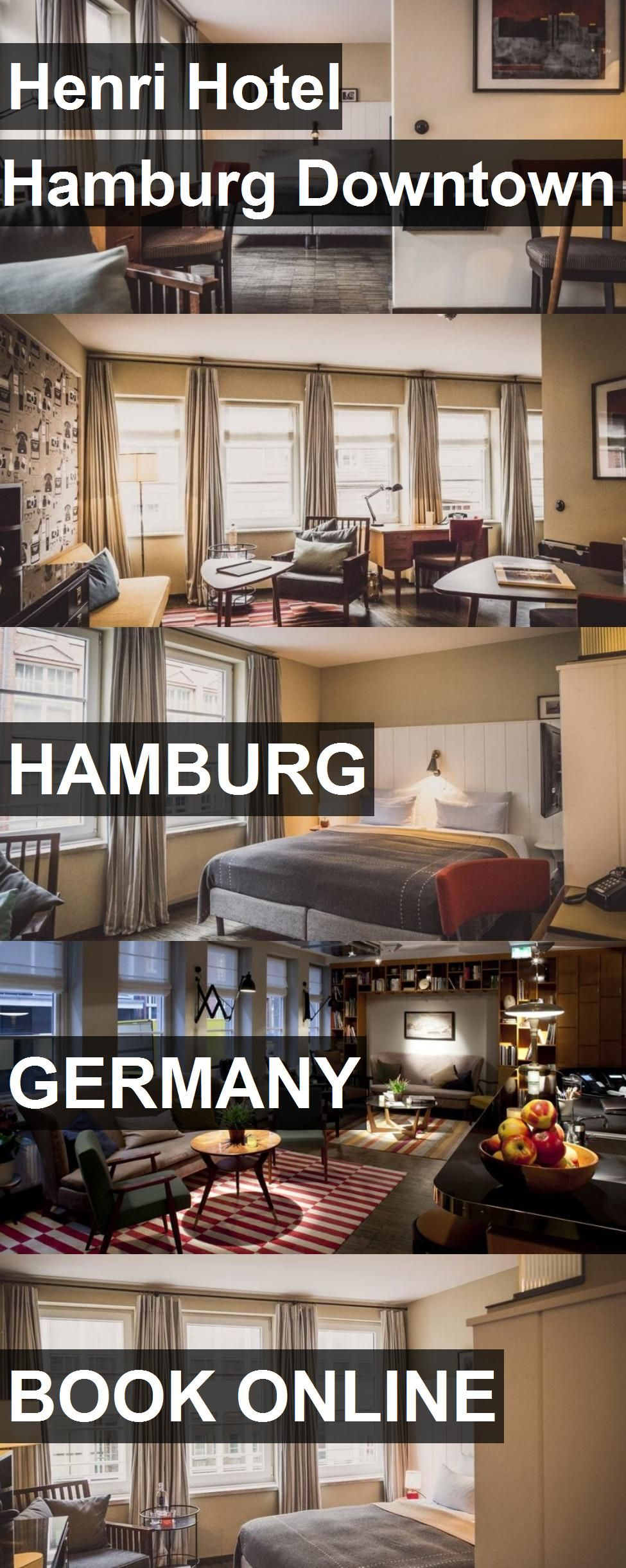 Hotel Henri Hamburg Hotel Henri Hotel Hamburg Downtown In Hamburg Germany For More