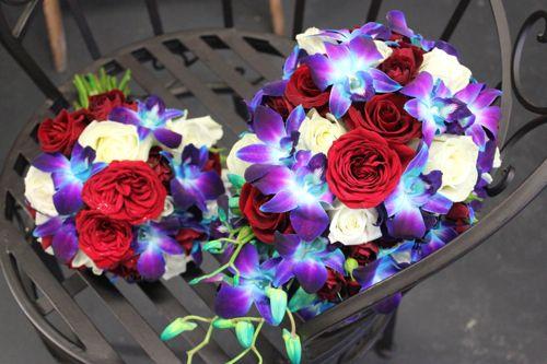 COASTAL ELEGANCE WEDDING BOUQUETS - Florist Sunshine Coast | i-Blossom