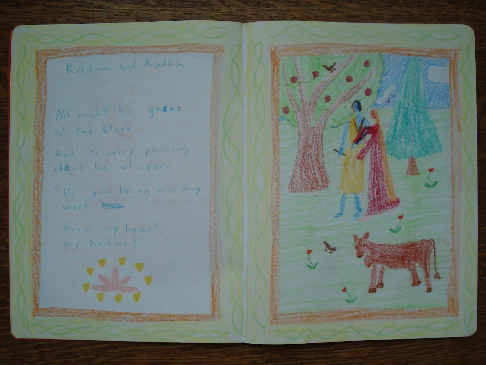 http://heirloomseasons.blogspot.com/2012/02/waldorf-fifth-grade-ancient-india.html