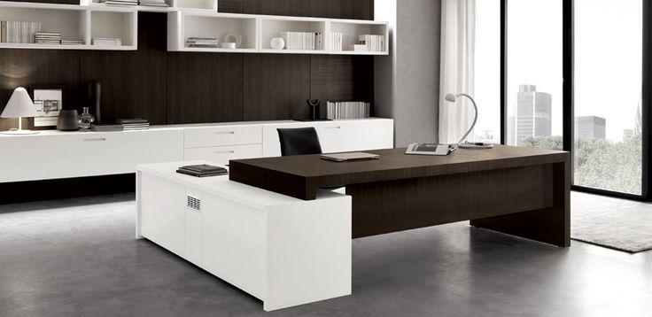 modern executive office interior design google search - Designer Executive Desk