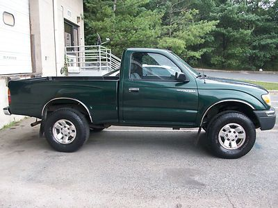 Toyota : Tacoma PRERUNNER   The 22R Engine: Toyota\'s Compact Pickup ...