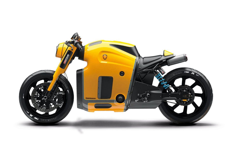 Koenigsegg Motorcycle concept | Motorcycle