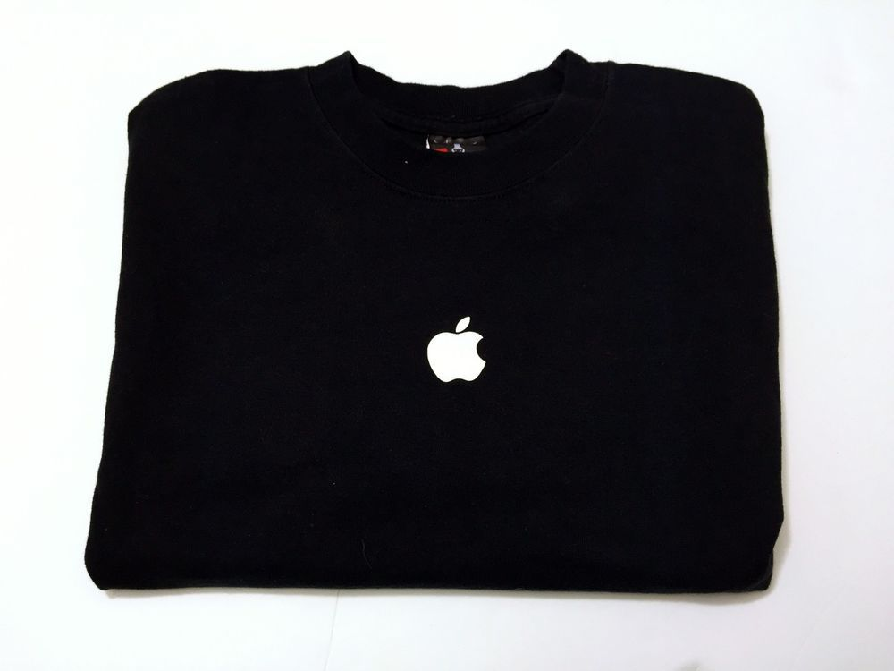 Authentic Apple Staff T-shirt Summer Camp