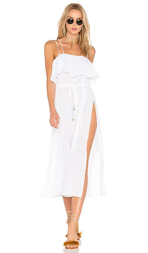 2b3551211381 Shop for Somedays Lovin Drift Ashore Jumpsuit in White at REVOLVE. Free 2-3  day shipping and returns