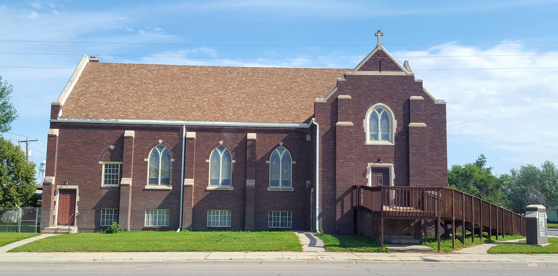 Methodist church in rushville house styles house cabin