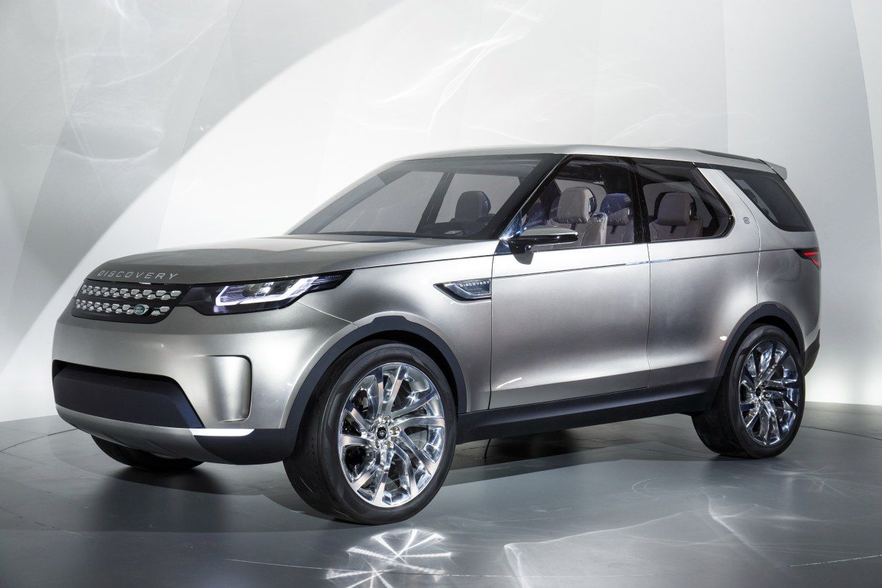 Inclusief making of video land rover discovery vision concept