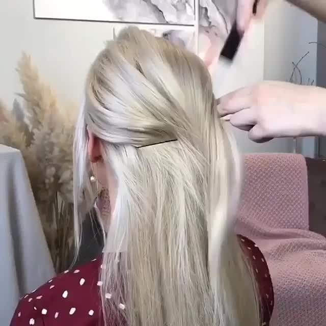 "Wedding Hairstyle Hacks: How To Do Hair On Instagram: ""Amazing!⁣ -⁣ @hair_vera"