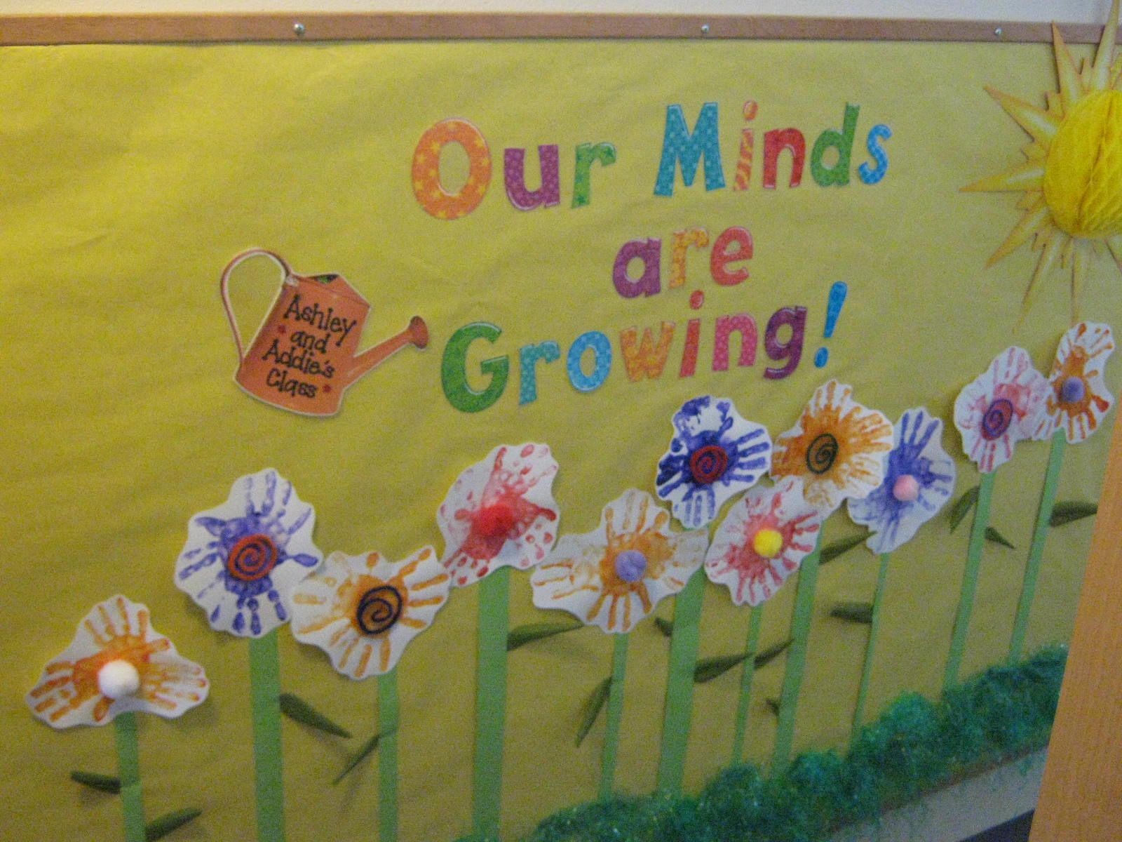 Art craft ideas and bulletin boards for elementary schools vegetable - Garden Bulletin Board For Hall