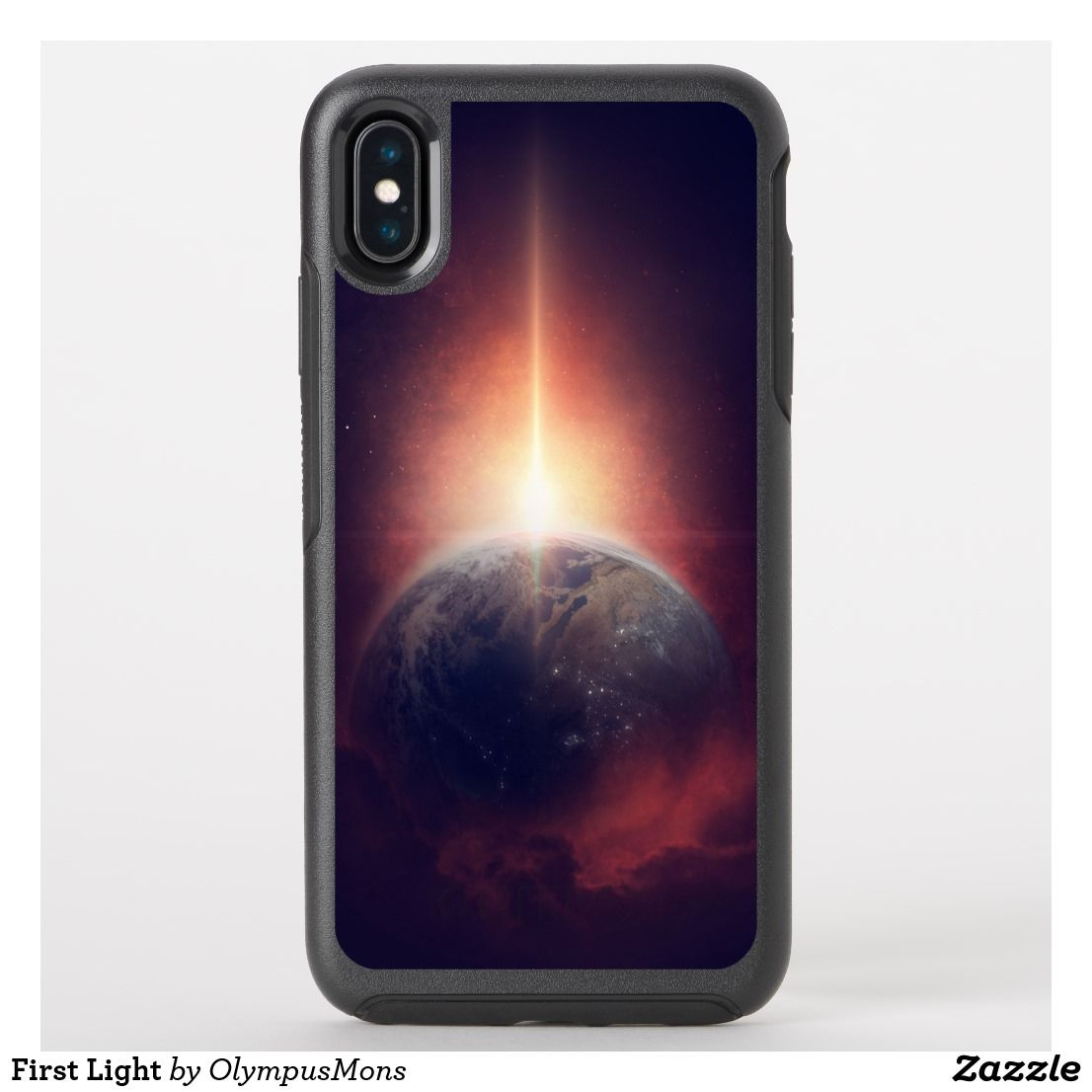 First light otterbox iphone case iphone