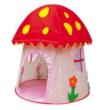Kids Large Princess Toadstool Pop Up Style Playtent For Girls  sc 1 st  Pinterest : pop up tent childrens - memphite.com