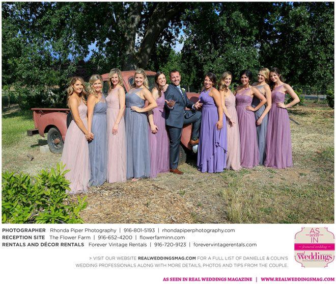 Sacramento Wedding Inspiration: Danielle & Colin {from The