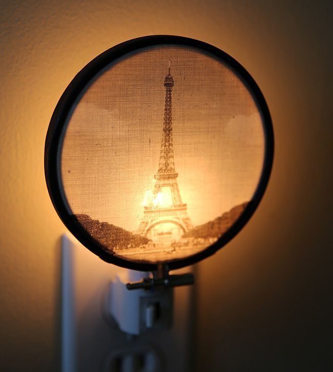 How To Make Your Own Photo Night Light Use Any Photo You Like