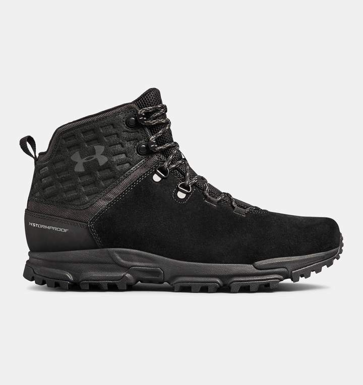 Men's UA Brower Mid WP Trail Shoes | Under Armour US in 2019