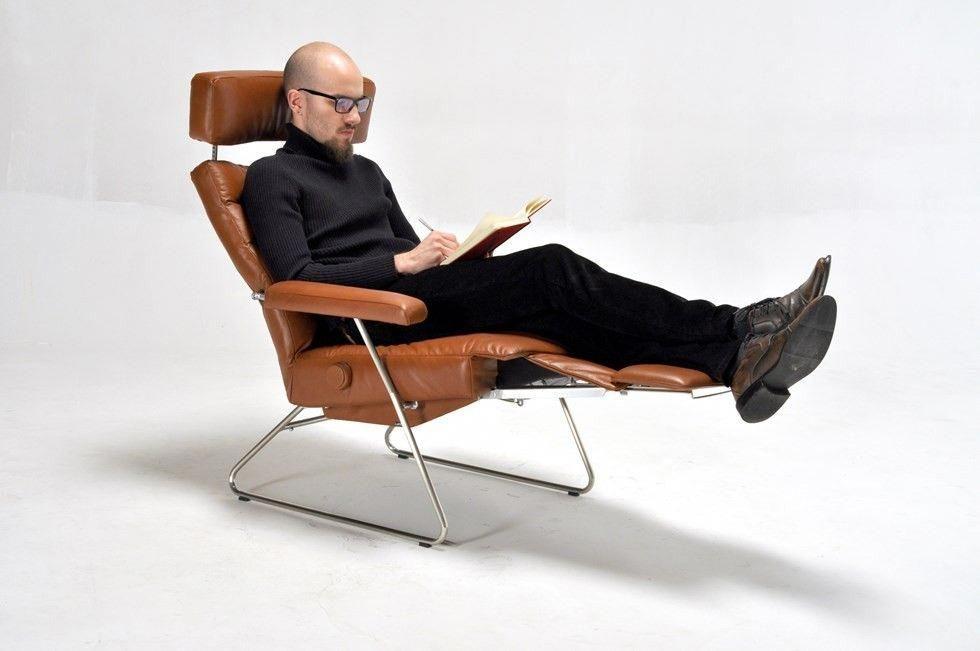 Furniture Cool Lafer Billie Contemporary Designer Ergonomic Designer Recliner Chairs Reclinerchair Modern Recliner Chairs Modern Recliner Best Recliner Chair
