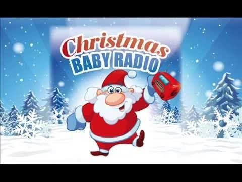 Buon Natale Per Bambini.Buon Natale Christmas Baby Radio Un Ora Di Canzoni Per Bambini