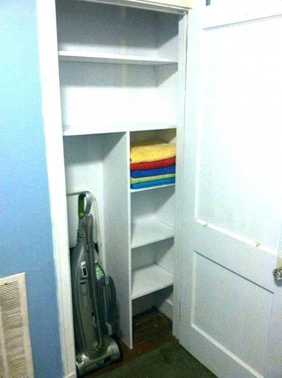 Hallway Closet Design Ideas   Hallway closet, Small linen ...