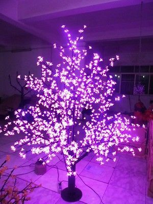 Led Cherry Blossom Tree This Is Really Cool I Love Cherry Blossoms Cherry Blossom Tree Blossom Trees Cherry Blossom