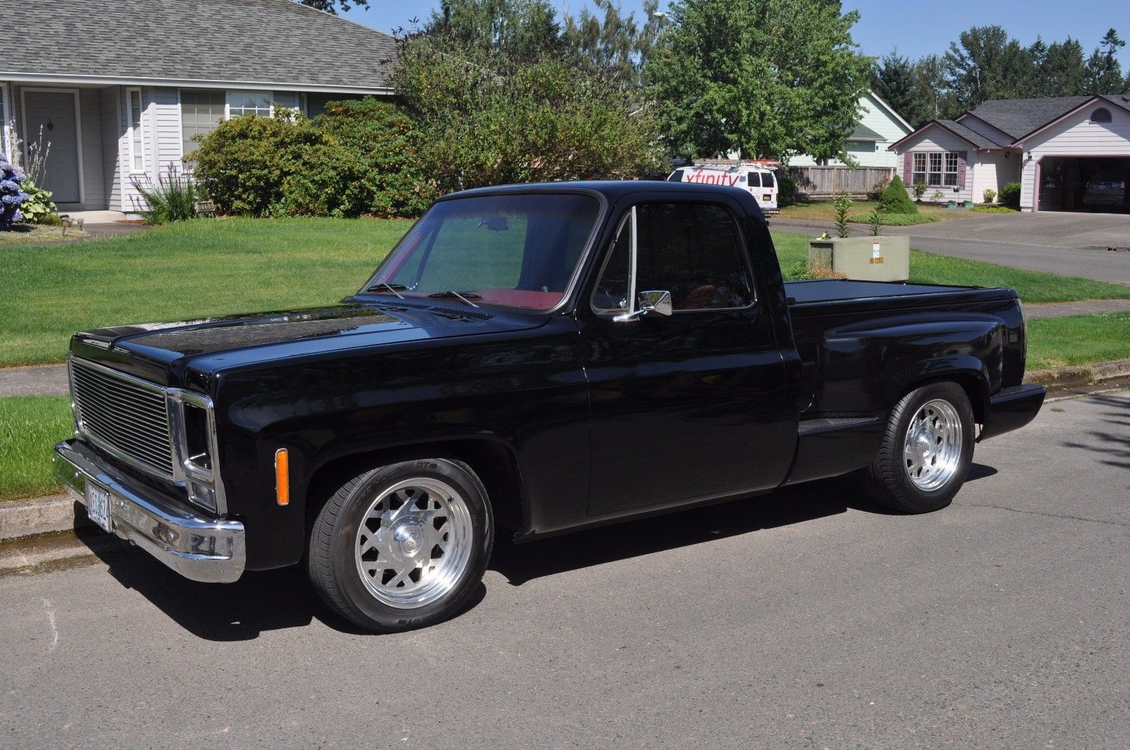 1979 Chevrolet Silverado K10 4wd Short Bed Back In The Day Trucks Were Allowed To Be Trucks Now Everything Has To Be Plush And Car Li Lifted Chevy Trucks