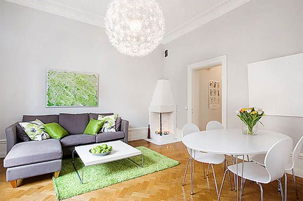 Apartment Decorating Small Spaces