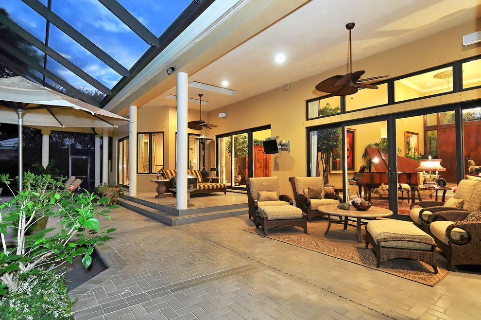 Liquidation Patio Furniture With Tropical Patio And Brick Paving Ceiling Fan Columns Enclosed Patio French Doors Glass Doo Patio French Doors Patio Grey Patio