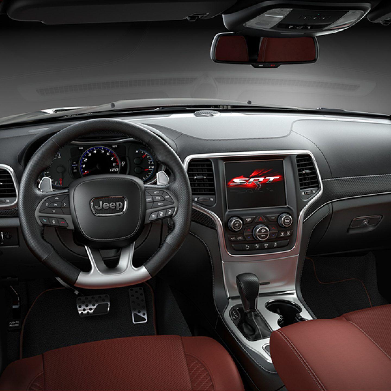 Great Jeep Srt8 Interior