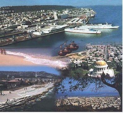 Haifa Israel by rachelpp
