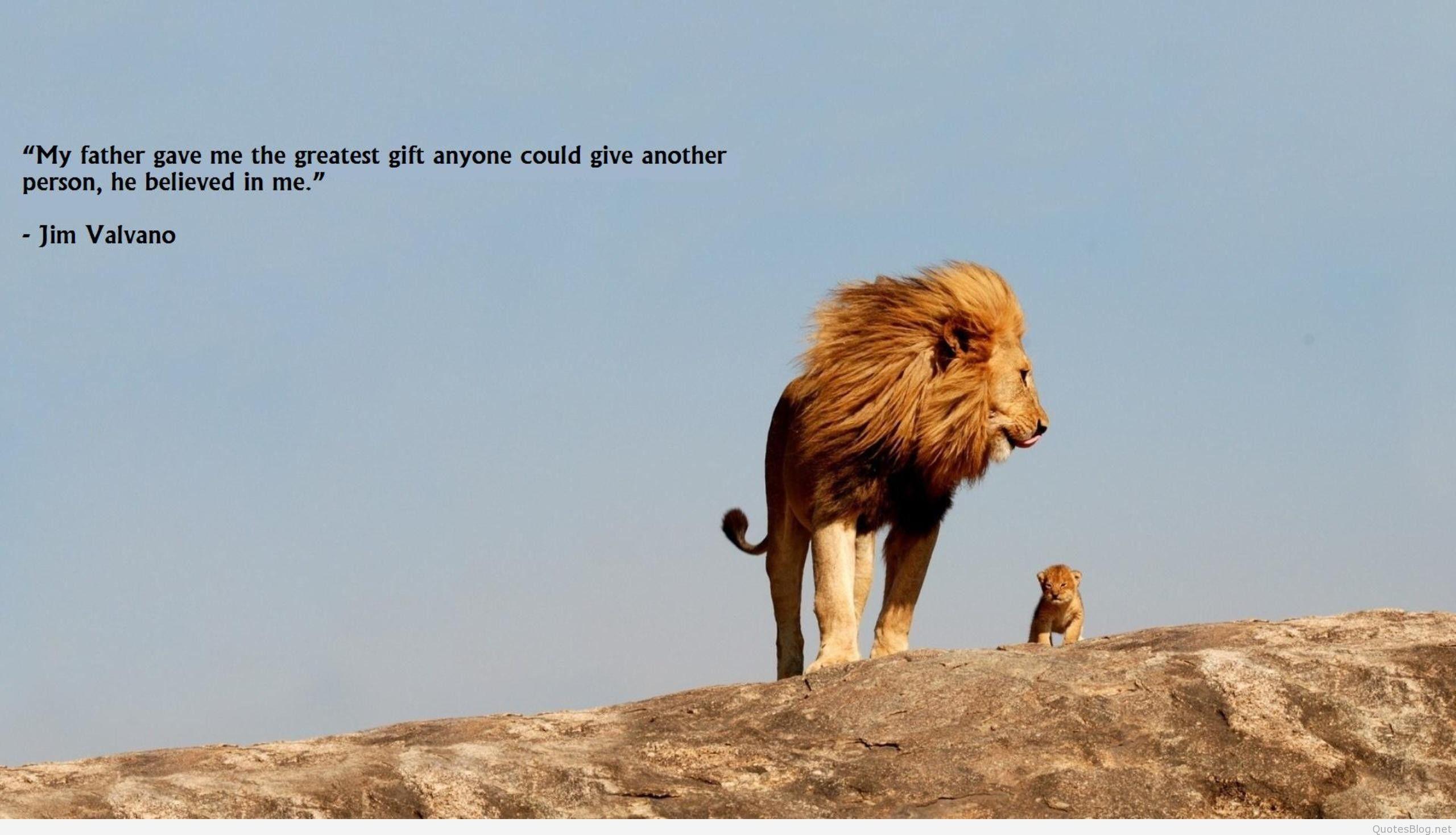 Animal Quotes   Believeinyourself Quotation Lions Inspiration Pinterest
