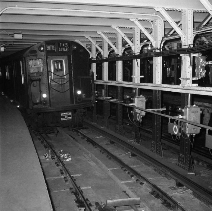 Historical Images Of New York City Subway New York Central Railroad New York Subway Historical Images