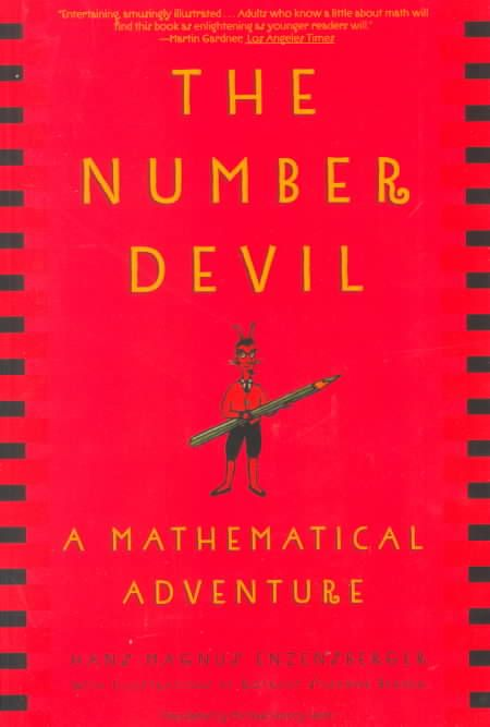The Number Devil: A Mathematical Adventure | Publish with Glogster!