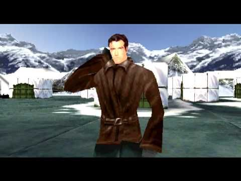 Tomorrow never dies (PS1)
