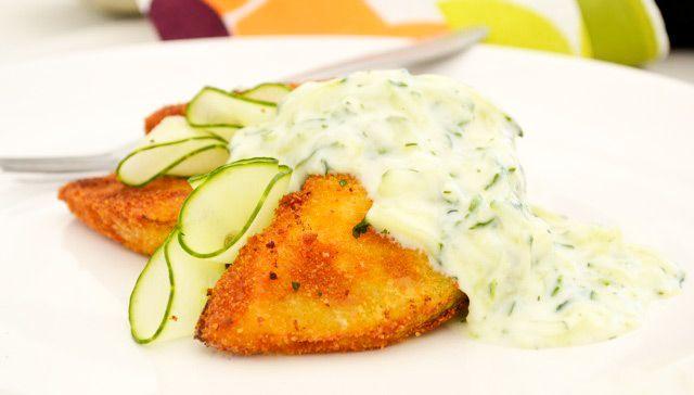 Leckere salate zum fisch
