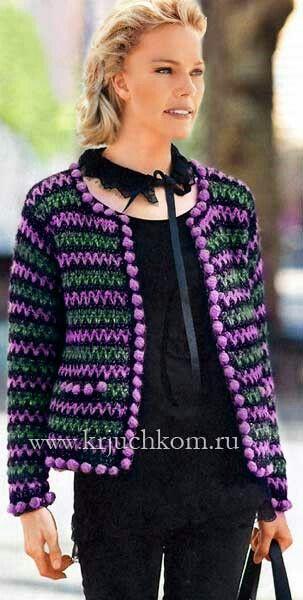 Pin von Iwona Wojnowska auf Kardigany | Pinterest