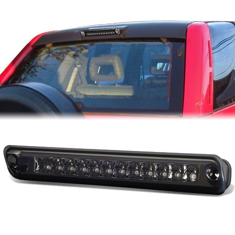 93 97 Honda Passport Isuzu Rodeo Led Third 3rd Tail Brake Light Smoked Lens Honda Passport Bright Led Lights Led