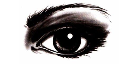 Как красиво нарисовать глаза карандашом поэтапно ...
