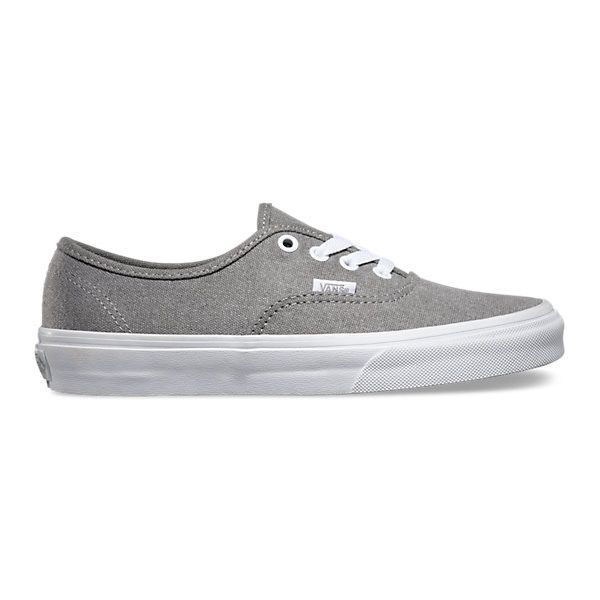 Authentic (925 MXN) ❤ liked on Polyvore featuring shoes, sneakers, lace up sneakers, low profile shoes, lace up shoes, laced shoes and rubber shoes