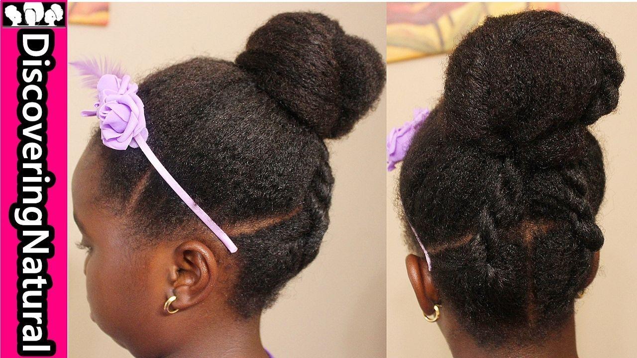 Quick cute little girls hairstyles kidshair hairstyle naturalhair