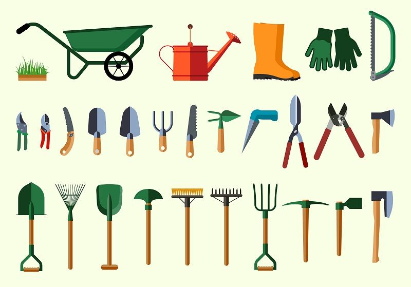 What are the best garden tools that every gardener should have in their shed? Here's our list of Must-Haves and the time saving Should-Haves Garden tools #gardeningtools