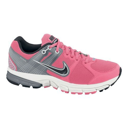 7f447bcc8e92 Women s Nike Zoom Structure+ 15 Running Shoe - Hot Pink Grey 12 ...