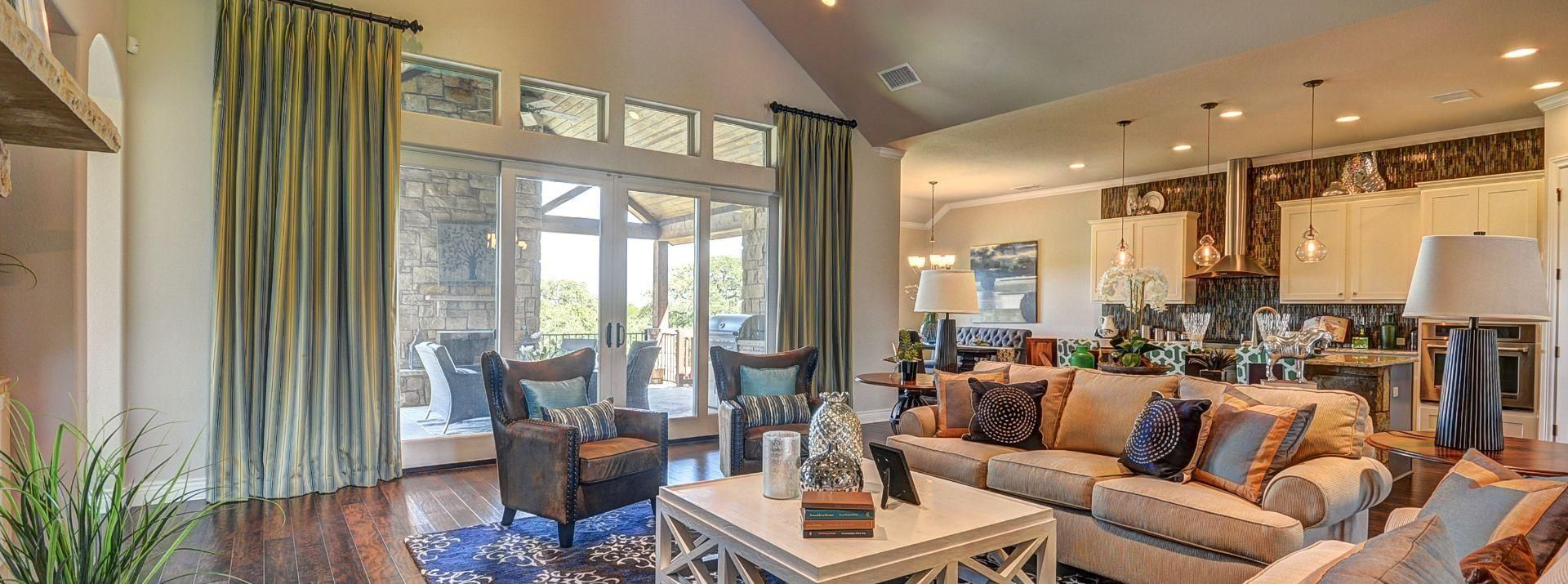 Family room century communities new homes for sale