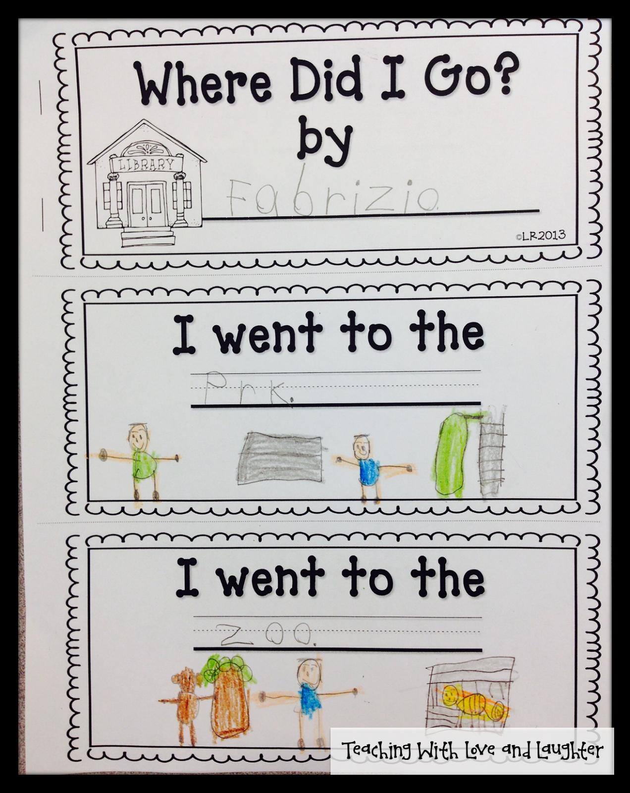 Write Sentences Using Sight Words
