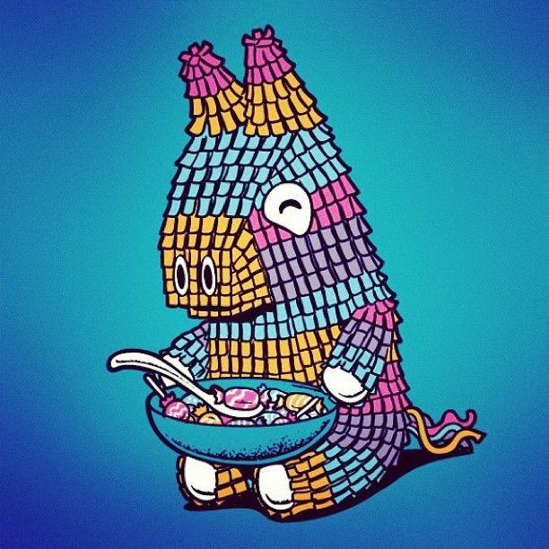 Piñata Lunch