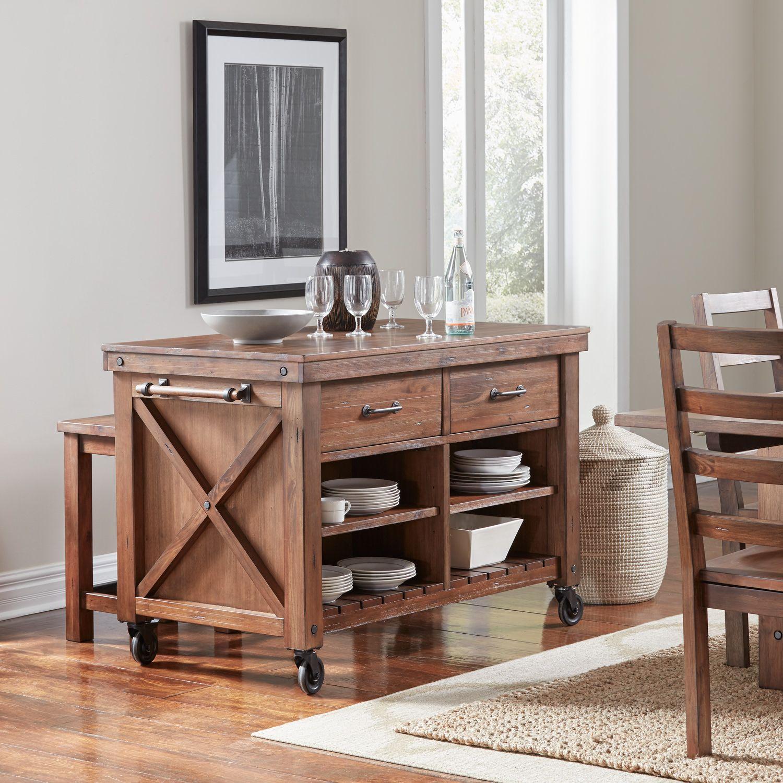 Anacortes Kitchen Island | HOM Furniture | Furniture Stores In Minneapolis  Minnesota U0026 Midwest