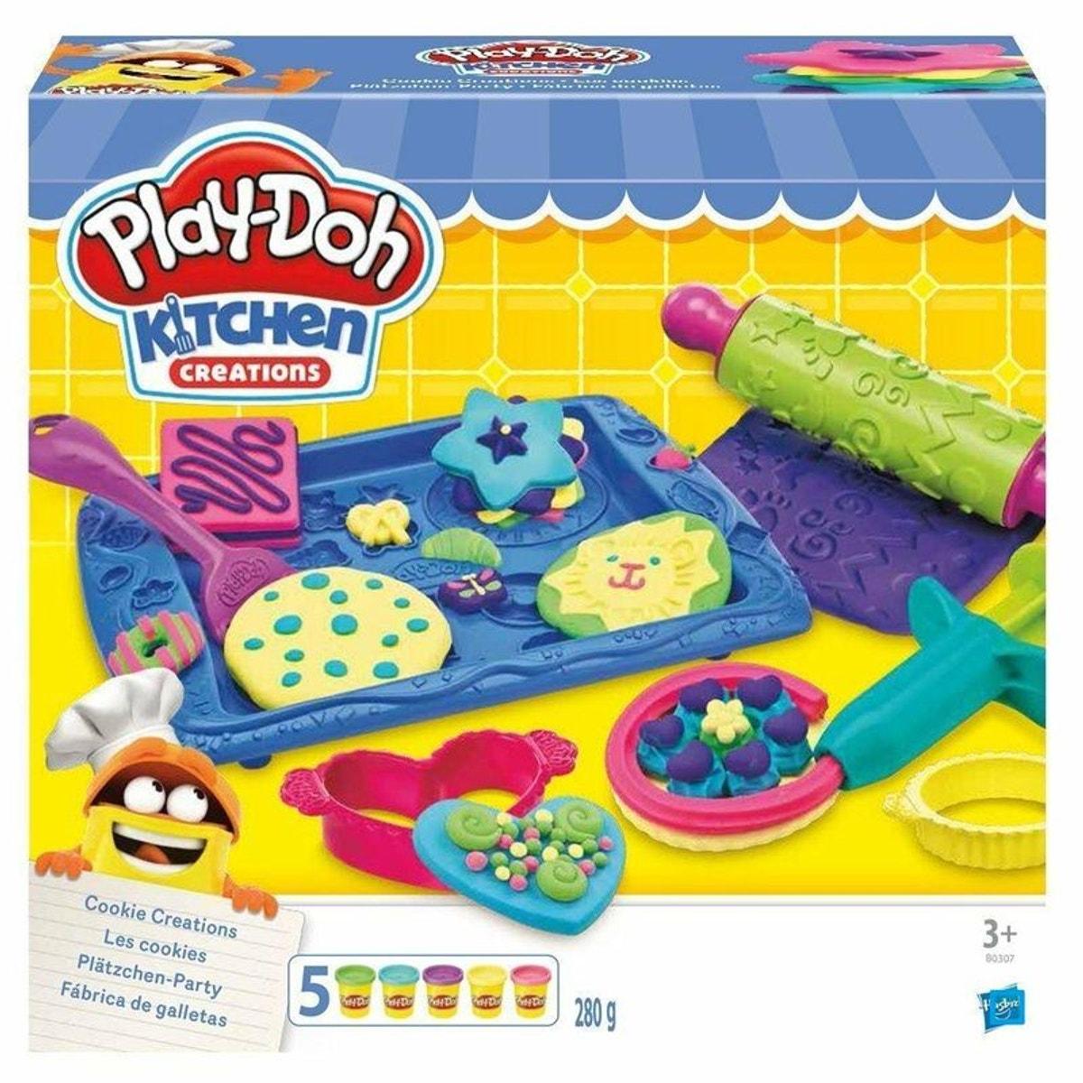 La fabrique à pâte Pâte à modeler Play-Doh Kitchen créations Hasbro