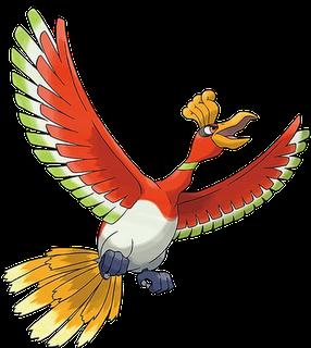 This Ho Oh Is Awesome Pokemon Pokemon Kalos Pokemon Pokedex
