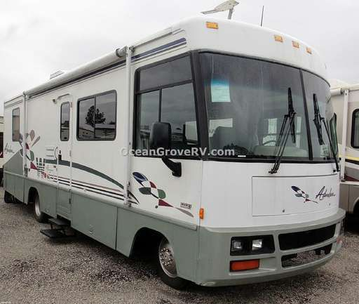 Check out this 1998 Winnebago Adventurer 30WQ listing in