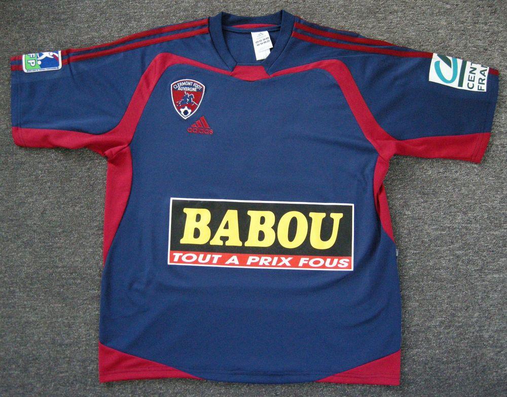Foot Clermont Adidas Ferrand Leclerc Maillot Babou N°15 Erassa Shirt SUzMVp