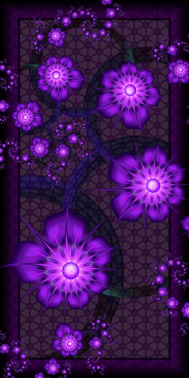 Purple dream by flaming-butterflies on DeviantArt